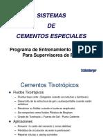 18 - Sistemas Especiales de Cementación