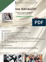 Nina Sacaliuc