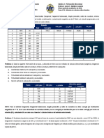 Ejercicios Tema 6. Métodos de Cálculos Direccionales.