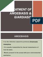 Treatment of a Moe Bias is Giardia Sis