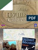 Rusia - Cafeneaua Puskin din                Moscova - 1.pps