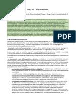 Obstruccion Intestinal PRINCIPAL