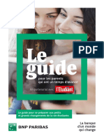 BNP Paribas Guide Parents