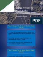 4a Hec-ras 2d Modeling of Us 20 Bridge
