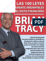 Las 100 Leyes Irrompibles Del Exito Financiero. Briaan Tracy - Copia - Copia