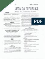 MAEFP DM 49 23Mai2018 Operacionalizacao Actos Administrativos