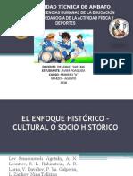 El Enfoque Histórico – Cultural o Socio Histórico.pptx [Autoguardado]