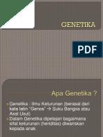 GENETIKA KMB