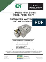 LIT2103 R6 PD12C 15B 17A Service Manual