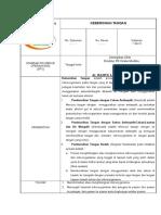 Panduan Implementasi Kode-kode Emergensi (1)