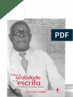 Castillo_Lisa_Entre a Oralidade e a Escrita:Etnografias Do Candomblé Da Bahia