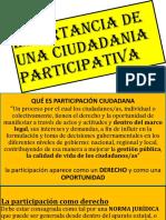 Exposicion Hoy Ciudadania Participativa Madrugada