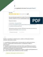 Execução Penal I - Gabarito - Testes - DireitoNet.pdf