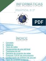Redes Informaticas B2º