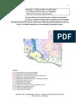 Cuencas y Regiones Hídricas de La Provincia de La Pampa