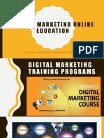 Digital Marketing Online Education, 7017477254