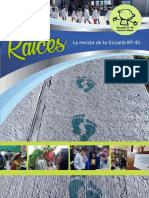 Escuela 45 - Revista Raices - Set2018web