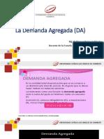 DEMANDA AGREGADA