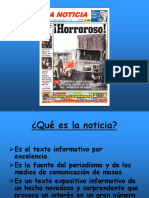 Power Point de La Noticia