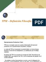 (2) TPM Introducción
