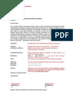 Plantilla de Documentos Para Trámites en El Ciades 3