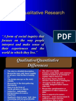 Qualitative Research ppt