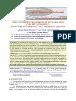 Dezplazamiento Por Cables Canopy Tirolesa y Arborismo Requisitos NCh03025 CANOPY 2006