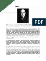 Clase 3 de Julio Keynesianismo