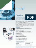 Mirial ClearSea Datasheet
