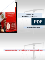La Constitución y la Pirámide de Kelsen