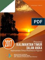 Provinsi Kalimantan Timur Dalam Angka 2017.pdf