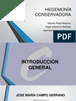 HEGEMONÌA CONSERVADORA 1030