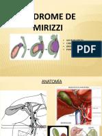 Sindrome de Mirizzi