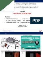 Expo Albañileria- Actual