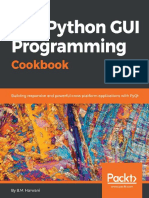 B.M. Harwani - Qt5 Python GUI Programming Cookbook_ Building Responsive and Powerful Cross-platform Applications With PyQt (2018, Packt)