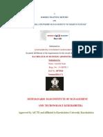 Relationship Mgt of Maruti Aanchal