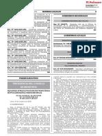 Aprueban el Nuevo Formato del Texto Único de Procedimientos Administrativos