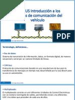 CAN BUS Introducción a Los Sistemas de Comunicación