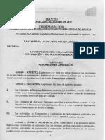 EXPLORACION E INVERSION DE HIDROCARBUROS Ley N 767.pdf