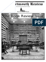 Volume 31, Issue 6 - The Book Review Issue
