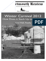 Volume 31, Issue 8 - Winter Carnival 2012