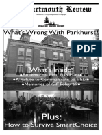 Volume 31, Issue 2 - What's Wrong With Parkhurst?