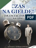 Czas na giełdę! - Daniel Sokołowski