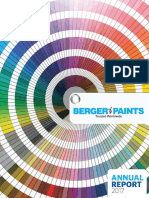 Berger Paints Annual Report 2017