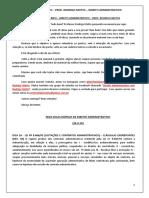 Dicas Finais - Mpu - 26 a 50