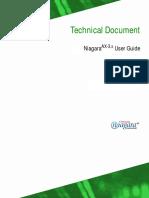 Niagara AX User Guide.PDF