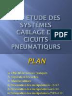 Tp – Etude Des Systèmes Pneumatique