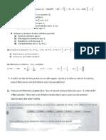 Ficha de Avaliação de Matemática 7º Ano 1º Teste Outubro 2018