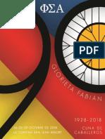 Anuario Sigma 2018