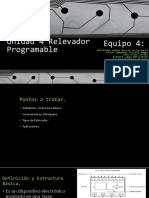 Relevador  Programable